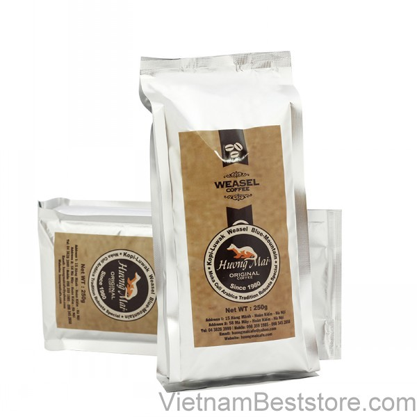 Weasel Regular Coffee Bean-250g