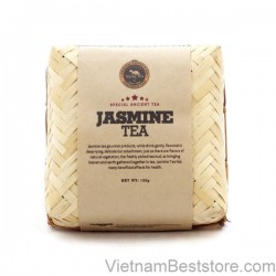 Jasmine Tea Bamboo Box-125g