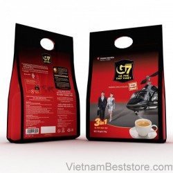 G7 instant coffee 3in1 – Bags 50 sticks 16gr