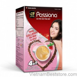 G7 instant Passiona 4in1- Boxes 14 sachets 16gr