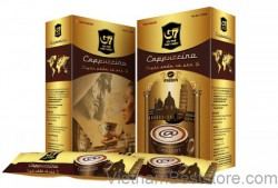 G7 Cappuccino Chocolate – Boxes 12 sticks 18gr
