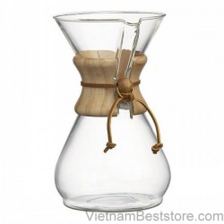 Chemex Coffee Maker - Coffee King Drip pot 1P