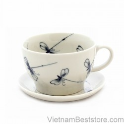 Capuchino Cup large dragonfly
