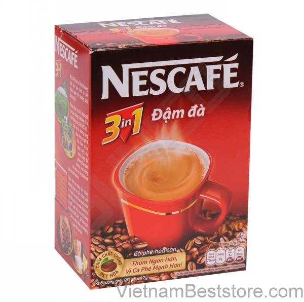 Nescafe_3in1 Strong 20 sachets 17gr