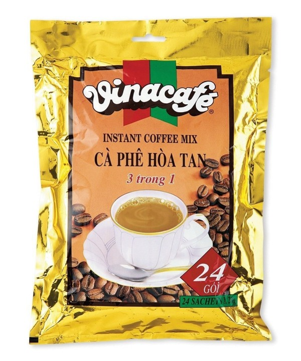 Vina Cafe Yellow 3in1 - 24 Sachets 20gr