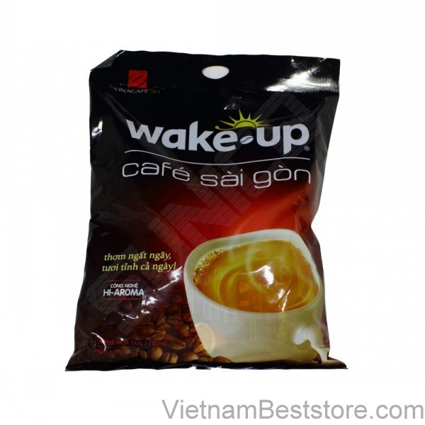 Vina Cafe Bag Wakeup 3in1 -24 Sachets 19gr